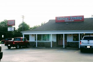 Chicken Country exterior